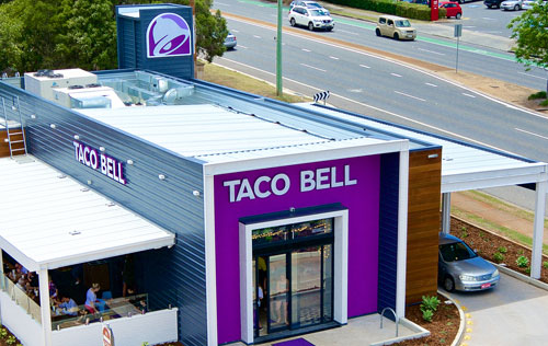 Taco Bell - Cleveland, QLD
