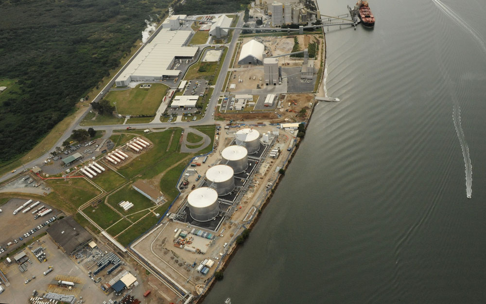 BP BITUMEN FACILITY Blackport